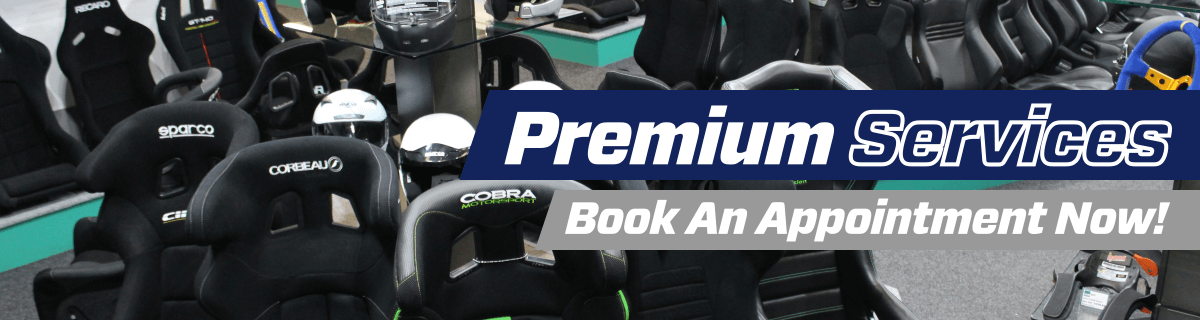 Cobra pro-fit zone now in-store for seat testing