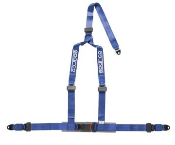 Sparco 3 point bolt in Safety Harness