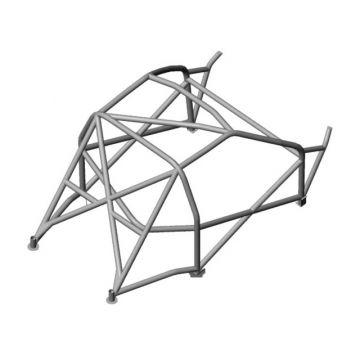 Custom Cages Peugeot 106 Multipoint CDS Roll Cage