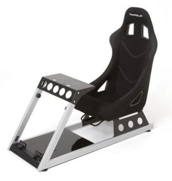 GamePod GT2 SE Black Gaming Race Seat