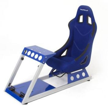 GamePod GT2 SE Blue Gaming Race Seat