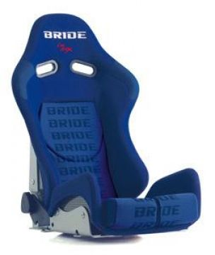 Bride Gias II Low Max Reclining Sport Seat and Seat Rail Set