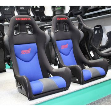 Cobra Suzuka STI Limited Edition Motorsport Bucket Seat