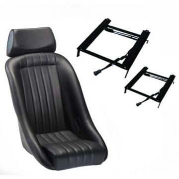 Cobra Classic CS Classic Mini Bucket Seat package