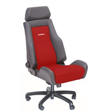 office bucket chair. Cobra Le Mans Heritage Office Bucket Sport Seat Chair