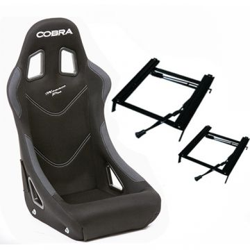 Cobra Monaco Sport Classic Mini Bucket Seat Package