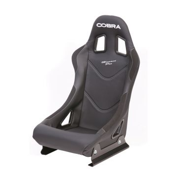 Cobra Monaco Sport Narrow Vinyl Bucket Seat