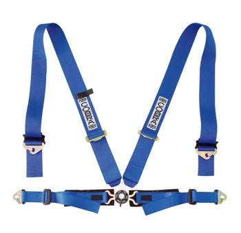 Cobra National 4 Point Harness Belt