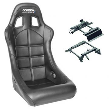 Corbeau Forza Sport Vinyl Land Rover Defender Seat