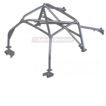 Safety Devices Lotus Elise S2 (K Series Engine) 6 Point Bolt-In Roll Cage