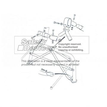 Safety Devices Lotus Elise S1 Bolt-In Roll Bar