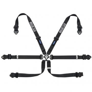 Sparco Endurance 6 Point FHR Harness