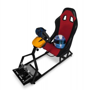 Exo One Pro Racing Simulator Seat