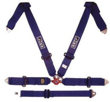 Luke 2005 FIA 5 Point (75mm/75mm) Saloon Harness