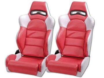 FK Automotive Edition 1 Reclining Sport Seats