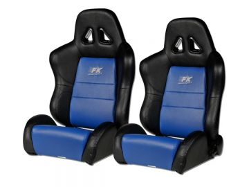 FK Automotive Dallas Reclining Sport Seats