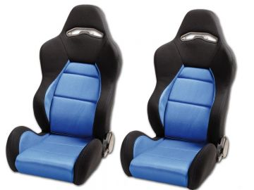 FK Automotive Edition 3 Reclining Sport Seats