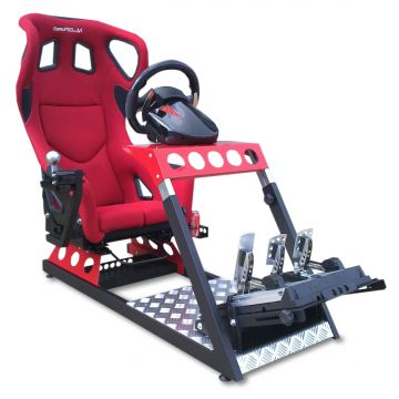 GamePod GT2 Evo Blue Gaming Race Seat
