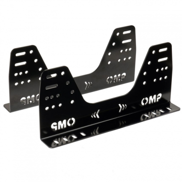 OMP Alloy Side Mounts (Low Profile 400mm long)