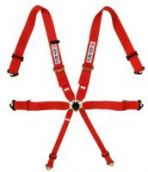 LTEC Magnum 6 Point FIA Harness