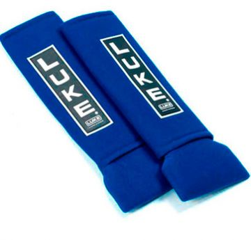 LUKE Blue 3 Inch Harness Pads
