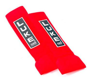 LUKE Red 3 Inch Harness Pads