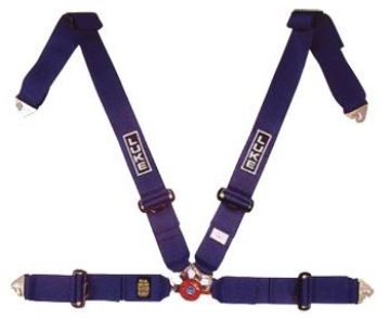 Luke 2004 FIA 4 Point (75mm/75mm) Saloon Harness
