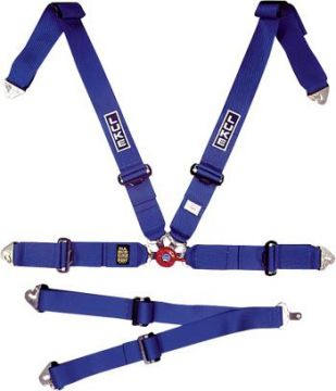 Luke 2006 FIA 6 Point (75mm/75mm) Saloon Harness