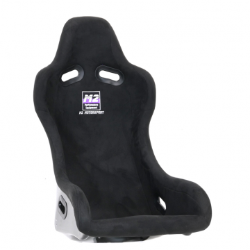 M2 Motorsport GTR Alcantara Composite Fixed Bucket Seat