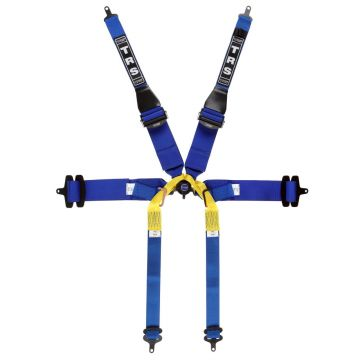 TRS Magnum Superlite Single Seater SFI HANS Harness Belt