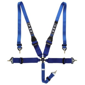 TRS Magnum 5 Point Superlite SFI HANS Harness Belt