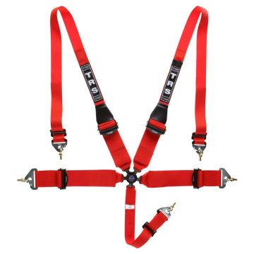 TRS Magnum 5 Point Superlite FIA HANS Harness Belt