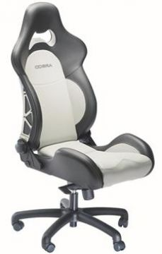 Attractive Cobra Misano Lux Reclining Office Sport Seat