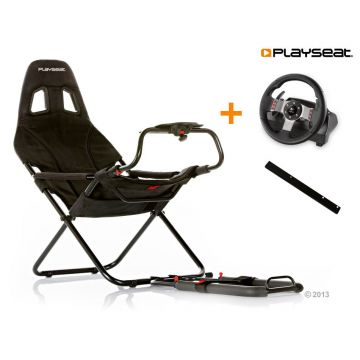 PlaySeats Challenge Gaming Seat with Logitech G27