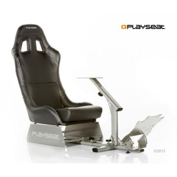 PlaySeats Evolution Black Vinyl Gaming Race Seat