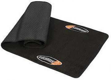 PlaySeats - Black Floormat With Logo