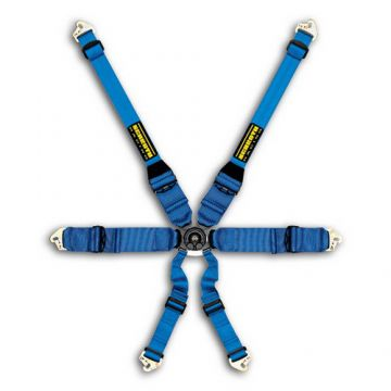 Schroth Profi III-6H Saloon HANS harness