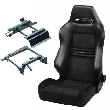 Recaro Cross Speed Land Rover Defender Seat