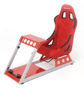 GamePod GT2 SE Red Gaming Race Seat
