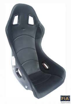 Reverie XR C Leather FIA Approved Bucket Seat