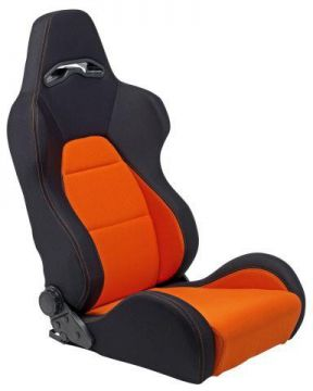 Auto Style Type Eco Chamois Reclining Seat