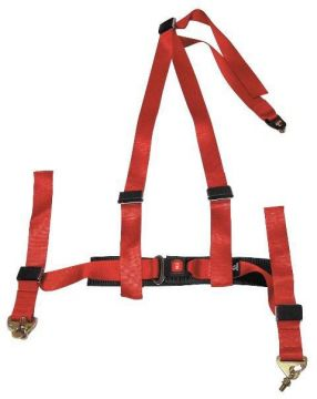 Auto Style Racing 3 Point Harness Belts