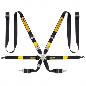 Sabelt Ultralight Porsche 6 Point Harness