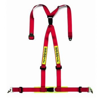 Sabelt 4 Point Double Release Clubman Harness