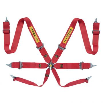 Sabelt Silver Series Ultralight 6 Point Harness