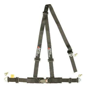"Safety Devices 2""/2"" 3 Point Clubman Road Legal Harness"