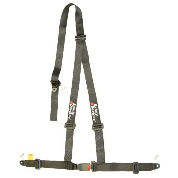 "Safety Devices 2""/2"" 3 Point Bolt-In Road Legal Harness"