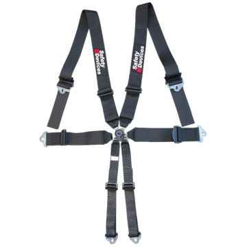 "Safety Devices 3""/3"" 6 Point Lightweight FIA Harness"