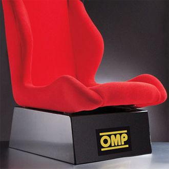 OMP Racing Bucket Seat Display Base Stand