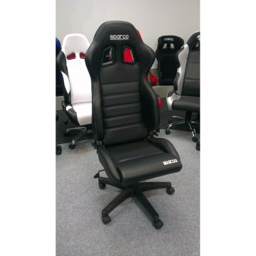 Sparco R100 Vinyl Racing Office Sports Seat